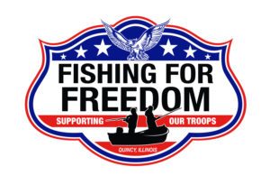 Fishing For Freedom Logo Full Color